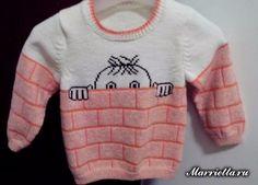 Funny pulover tricotat pentru copii pentru băieți (9) (600x431, 167Kb)