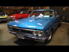 1966 Chevelle SS For Sale! - YouTube