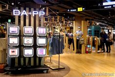 Siam Center Bangkok - Bangkok Shopping Centre