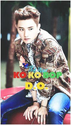D.O EXO.Why are you so beautiful? Why so flawless? Kyungsoo, Kim Jongin, Kaisoo, Exo Ot9, Kpop Exo, K Pop, Exo Memes, Ko Ko Bop, Xiuchen