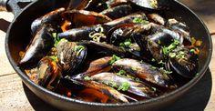 Mejillones picantes, un entrante delicioso - El Aderezo - Blog de Cocina
