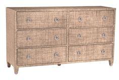 Saguran Double Dresser, Sand