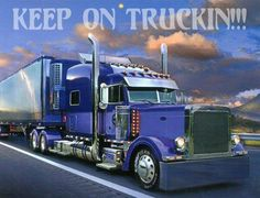 From  www.facebook.com/RespectTruckDrivers101 I made this one in 2013.