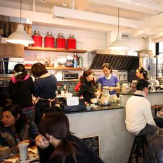 Teakha - Yenn Wong, founder of Sheung Wan's 208 Duecento Otto restaurant, collaborated with Brit chef Jason Atherton on this cozy neighborhood tapas bar.