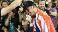 """Lewis Hamilton has been voted BBC sports personality of the year after winning his second Formula One title.  The 29-year-old Mercedes driver said, """"I honestly was not expecting this"""""""