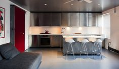 RUSSELL-FONTANEZ APARTMENT - LOT-EK Architecture & Design