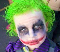 Malý roztomilý Joker. Foto:
