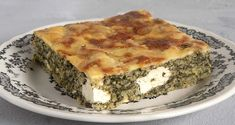 Σουφλέ σπανάκι από τον Άκη Πετρετζίκη. Φτιάξτε ένα πεντανόστιμο σουφλέ με σπανάκι, τραχανά γλυκό, φέτα και τυρί κρέμα για ένα τέλειο vegetarian γεύμα! Spanakopita, Quiche, Salads, Food And Drink, Vegetables, Cooking, Breakfast, Ethnic Recipes, Trust