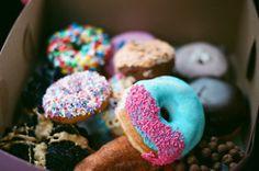 Voodoo Doughnuts, Portland Oregon ( sounds sooo good right now)