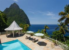 Beautiful Waterfront Villa for Sale in St. Lucia