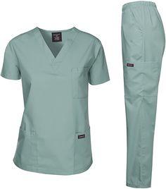 Scrubs Outfit, Scrubs Uniform, Men In Uniform, Scrubs Pattern, Best Uniforms, Safety Clothing, Medical Uniforms, Medical Scrubs, Vet Scrubs