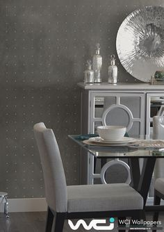 Leading wallpaper supplier & installer in Southern Africa, offering expert advice for small to large scale wall coverings commercial & residential projects. Wallpaper Suppliers, Dining Room Wallpaper, Bespoke Design, Wallpaper Ideas, Ranges, Home, Custom Design, Ad Home, Range