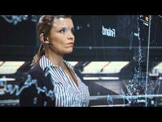 まるでSF映画、無人船舶の航行管理をリモートで行う未来を描いたロールスロイスのムービー「Rolls-Royce future shore control centre」 - GIGAZINE