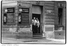 Prague Cz, Old Pictures, Vintage Images, Street Photography, Photographers, Action, Black And White, Stars, History