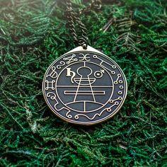 Secret Seal of Solomon Great Seal kabbalah amulet talisman