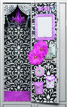Locker Ideas locker decorations (8) | a bit eclectic | pinterest | locker