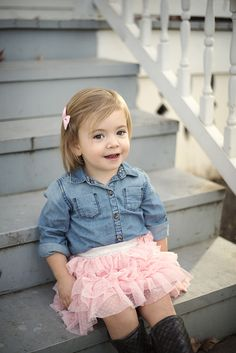 2 year pics. two year pictures. tutu and denim two year pictures. 2 year picture ideas. fort wayne indiana photographer