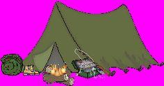 Camping Themed Classroom Teacher Resource Site
