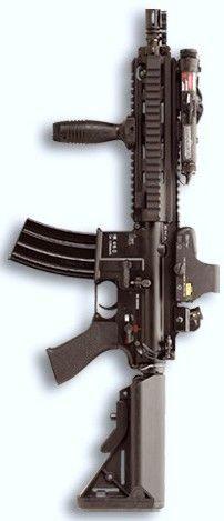 Heckler und Koch HK416 DR10S - 5.56x45mm NATO