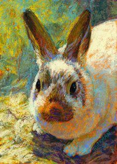 Rita Kirkman's Daily Paintings: Babette