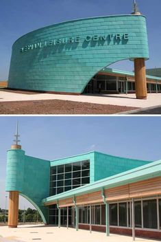 Penny Wise: 12 Cool Copper-Clad Buildings