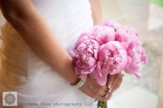 Pink peony bridal bouquet by Best Day Floral Design Pink Peonies, Peony, Pastel Bouquet, Pink Weddings, Soft Colors, Wedding Flowers, Floral Design, Bridal, Day