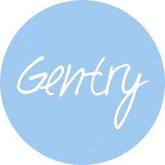 Gentry - country baby boy name!