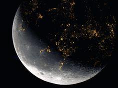 empyreanskin:  Colonized Moon by Empyrean Skin