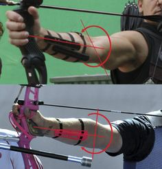 """""""The Avengers: Hawkeye, World's Worst Archer? UPDATED"""" Great information about proper archery form and stance #archery"""