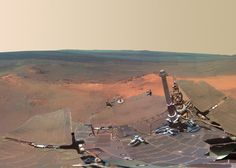 NASA | New Panoramic Photo of Mars