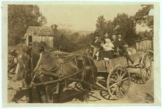 Going to the 4 H Fair at Charleston. Location: Charleston [vicinity], West Virginia. 1921 October. Library of Congress.