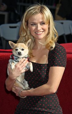 Reese Witherspoons star treatment