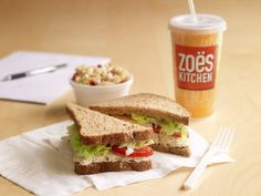 Zo 235 S Kitchen Chicken Salad Sandwich Voted Best Kids Menu