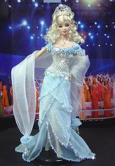 OOAK Barbie NiniMomo's - Miss Finland 2007-2008