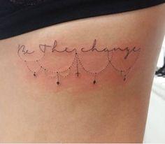 Top 30 Inspiring Strength Tattoos - Part 14