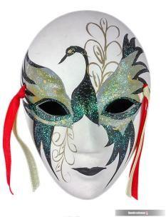 mascara-cisne