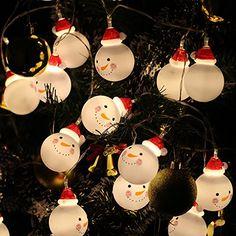 LOT of 5 Philips LED Lighted Tree Ornament Light Polar Bear Penguin Elf House
