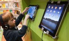 children's tablet station - Google Search