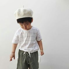 In love with our little customers❤❤❤ #tinycottons is now available on www.fancykids.com ⚡⚡
