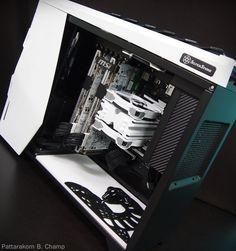 [Build Log / Mod] RV02-e MSI Krait edition black&white Project