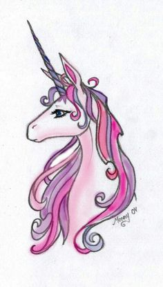 """I submitted a picture of the last unicorn from the movie """" The last unicorn """" an. I submitted a picture of the last unicorn from the movie """" The last unicorn """" and I think this is a re colouring of The Last Unicorn, Unicorn Head, Purple Unicorn, Little Unicorn, Unicorn Art, Rainbow Unicorn, Unicorn Outline, Unicorn Pictures, Pictures Of Unicorns"""