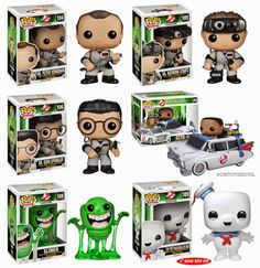 Pop! Movies: Ghostbusters from Funko
