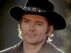 "Pete Duel as ""Hannibal Hayes""  ""Alias Smith and Jones"""