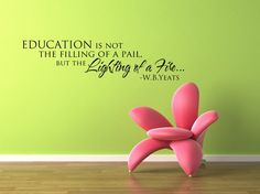 Every homeschool family should have this one their wall...and all classrooms too!  ;)