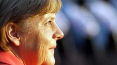 La canciller alemana, Angela Merkel. (PA / AP)