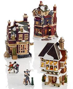Department 56 Dickens' Village A Christmas Carol Collection