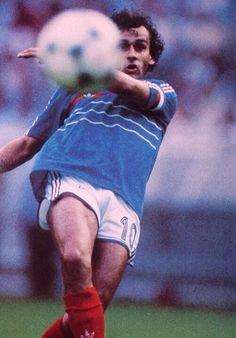 Michel Platini (Juventus. France. 1983-1984-1985)