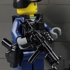#SWAT by brickpolice50