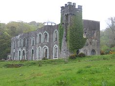 Historic ruined Irish castle in Bantry Bay for sale! 45 acres with sea views. Perfect! I'll take it!