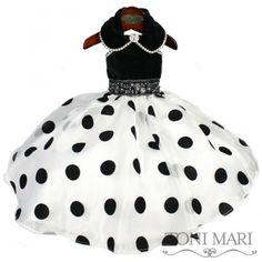 Black Velvet Fancy Dog Dress, Toni Mari - $185.00